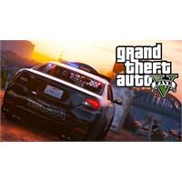 Gta 5 – En İyi Polis Kovalamaca – Slow Motion