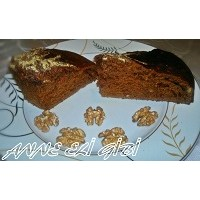 Anne Eli Gibi'den, Tahinli Pekmezli Kek