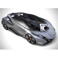 Lamborghini Perdigón Konsepti