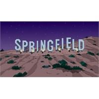 Simpson'ların Springfield'ı Nerede?