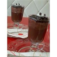 Çikolatalı Puding