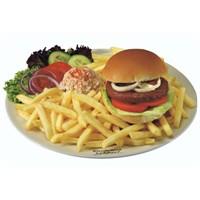 Okul Kantinlerinde Satılanların %65'i Fast Food &