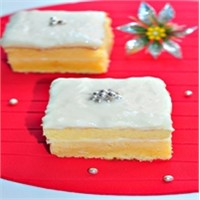 Labneli, Kremalı Kek
