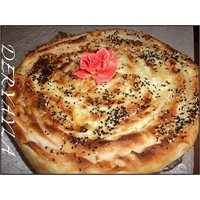 Patlicanli Kol Böreği