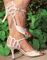 Birbirinden Şık Gelin Ayakkabı Modelleri