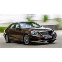 2013 Yeni Mercedes E Serisinde Teknoloji Konuşuyor
