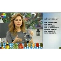 Berrin Yiğit'ten Hızla Yağ Yakan Çay Tarifi