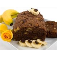 Çikolatalı - Muzlu Kek