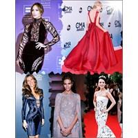 2013-2014 Kış Haute Couture Tasarımlarıyla Ünlüler