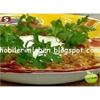 Yoğurtlu Közde Patlıcan Salatası