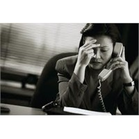 Stresli Kadın Bunuyor