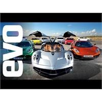 Evo 2012 Yılın Otomobili Deneme Sürüşleri