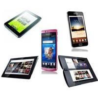 Yepyeni Android Cihazlar İfa 2011'de Ortaya Çıktı