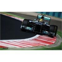 Macaristan Gp'inde Zafer Lewis Hamilton'un !!