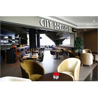 Cevahir Avm City Brasserie Restoran Aydınlatma