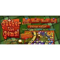 Gather The Gems! İphone İçin Beceri Oyunu