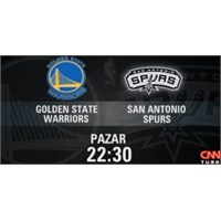 San Antonio Spurs 87 – 97 Golden State Warriors