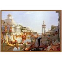 Thomas Cole (1801 - 1848 ) | Amerikalı Ressam