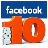2010'da En Çok Takip Edilen 10 Facebook Trendi