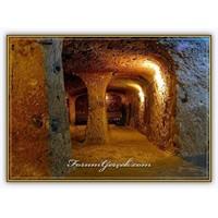 Yeraltı Şehirlerinin Tarihçesi (Kapadokya)