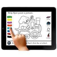 Çocuklar İçin İpad Oyunları Ve Uygulamaları