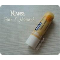 Nivea Pure & Natural - Milk & Honey