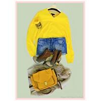Trend / Sarı…