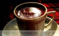 Kahveyi Yemekten Önce İçin