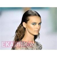 Bayan Islak Saç Modelleri 2014
