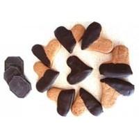 Çikolatalı Tarçınlı Sevgi Kurabiyesi