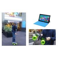 Microsoft Surface Kaykay Oldu