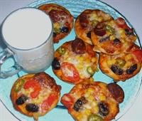 Mini Pizza..