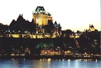 Işıltılı Şehir Quebec..