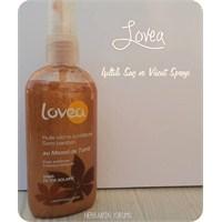 Lovea // Işıltılı Saç Ve Vücut Spreyi