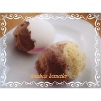 Yumurta Kabuğunda Minik Kek