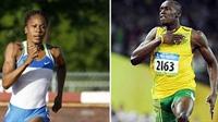 Atletizmin En İyileri Bolt Ve Richards Seçildi