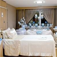 2014 Yenidoğan Bebek Hastane Odası Süsleme