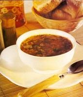 Patlıcanlı Ekşili Çorba(k.maraş Usulü)