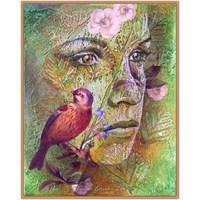 İlginç Resimleriyle Ressam Carrie Vielle