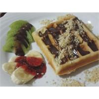 Vanilyalı Waffle Tarifi