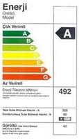 Elektrikli Ev Aletlerindeki Enerji Etiketi