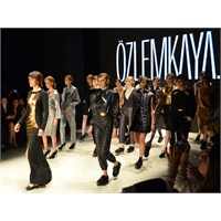 Mercedes - Benz Fashion Week İst. Özlem Kaya