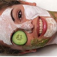 Doğal Maske Yapımı...