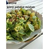 Körili Patates Salatası