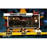 Family Group – Komik Dansı Yutup , Bütün Çıkarmak