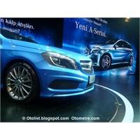 Yeni Mercedes A Serisi'nin Kalp Atışlarını Duyuyor