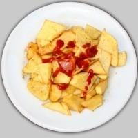 Baharatlı Patates(garnitür)