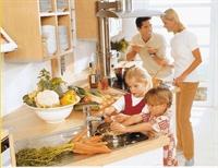 *sağlıklı Yaşam İçin Sağlıklı Bir Mutfak