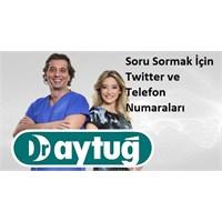 Doktor Aytuğ Twitter İletişim Ve Soru Sormak