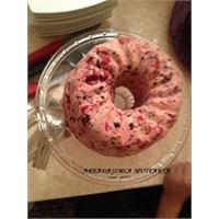 Meyveli Dondurma Pasta